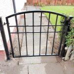 Heavy duty garden gate, Dain Art Iron Ayrshire