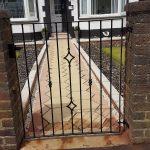 Garden gate by Dain Art Iron Ayrshire